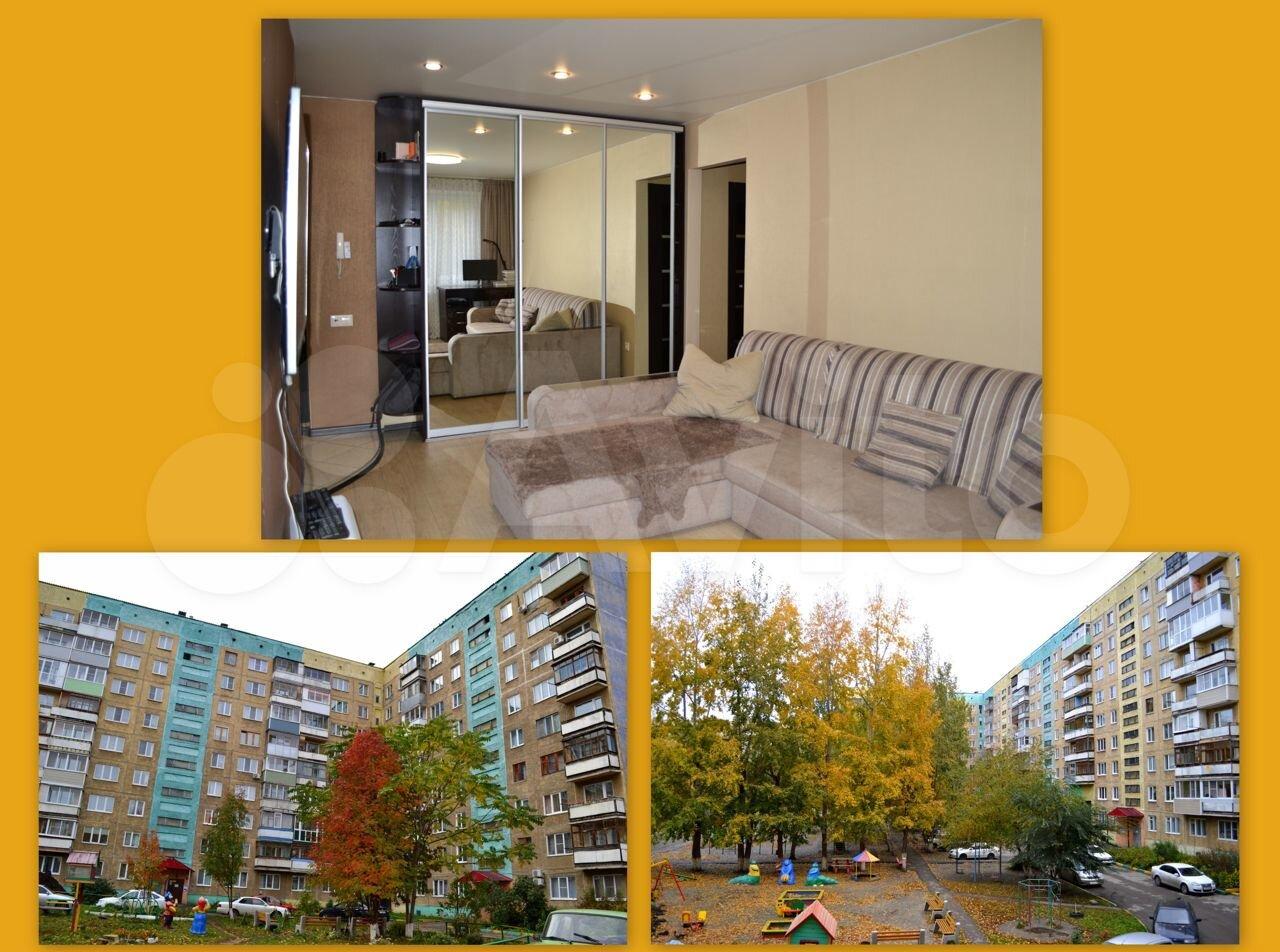 3-к квартира, 61.3 м², 2/9 эт.  89130821716 купить 1