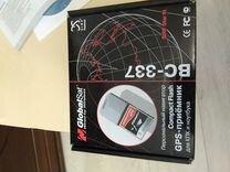 GPS приёмник BC-337
