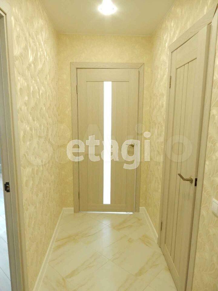 1-к квартира, 45.5 м², 1/16 эт.