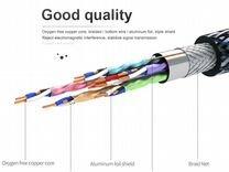 Качественный Hdmi кабель samzhe 1.5 метра и 3 метр