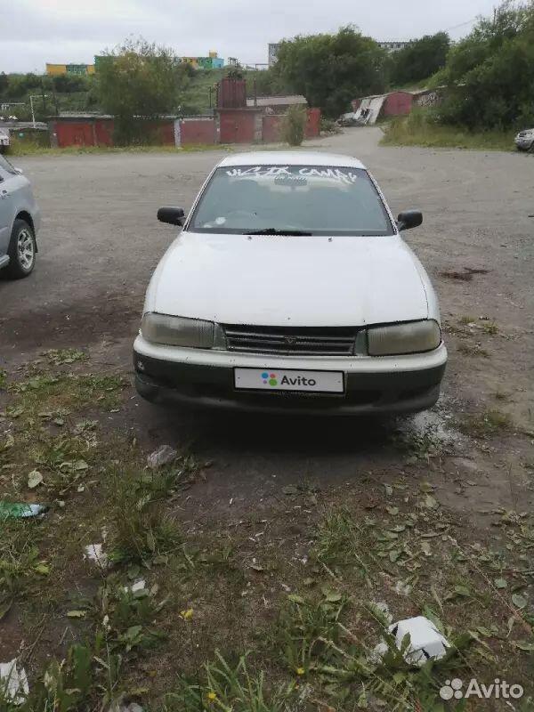 Toyota Vista, 1991 89147806603 купить 3
