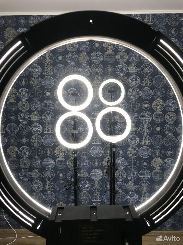 Кольцевая лампа  89378383448 купить 1