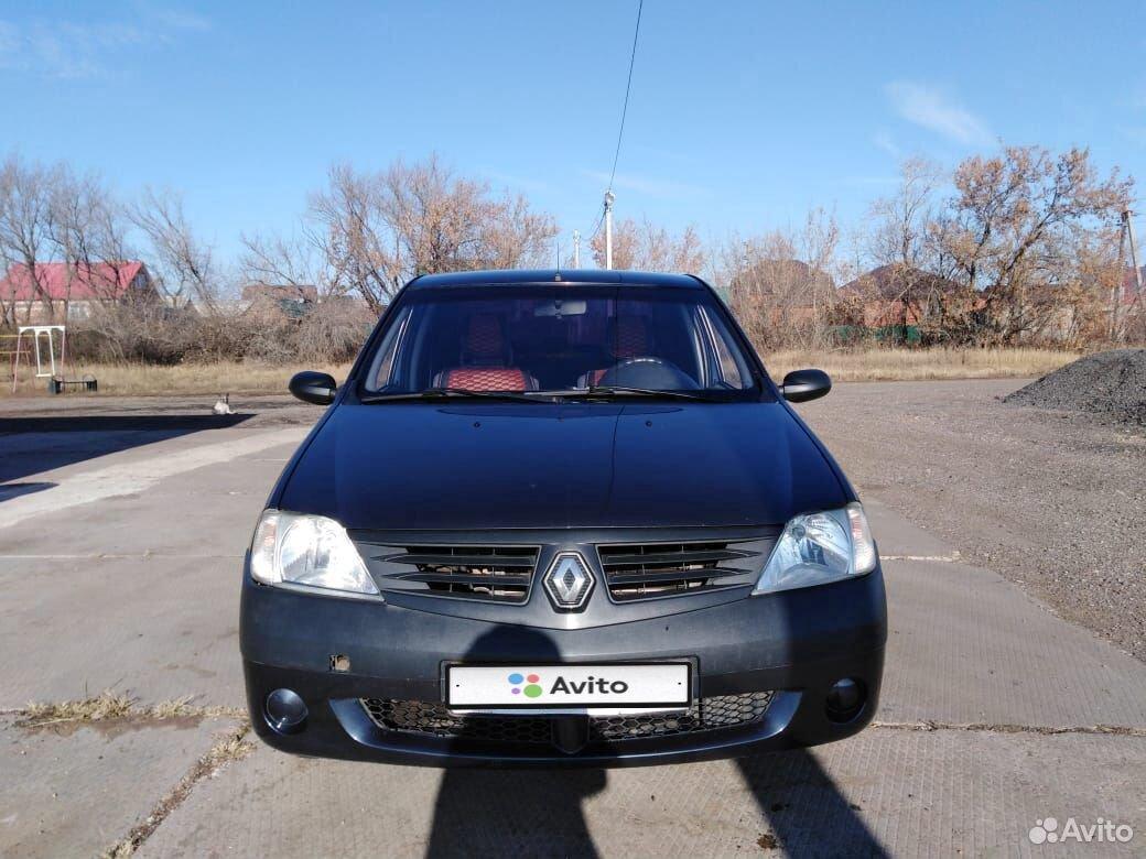 Renault Logan, 2007  89656612799 köp 5