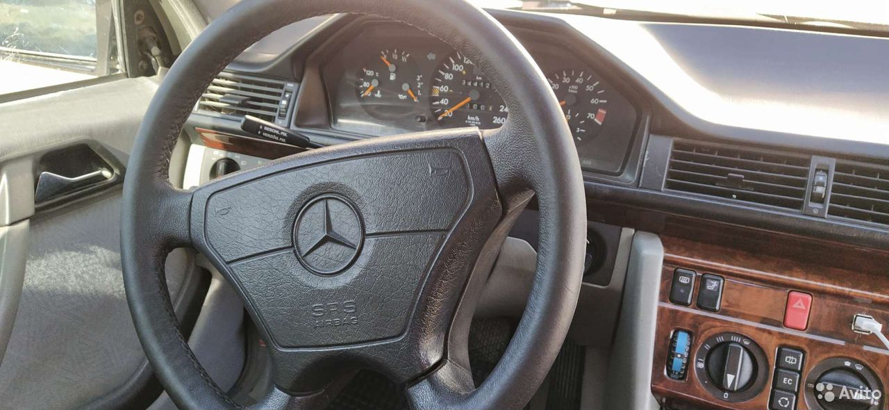 Mercedes-Benz W124, 1993  89674089777 купить 9