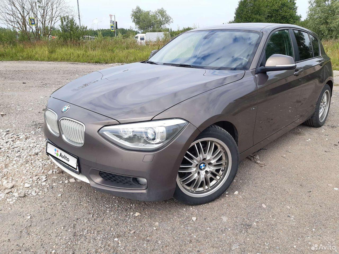 BMW 1 серия, 2013  89116117462 купить 2