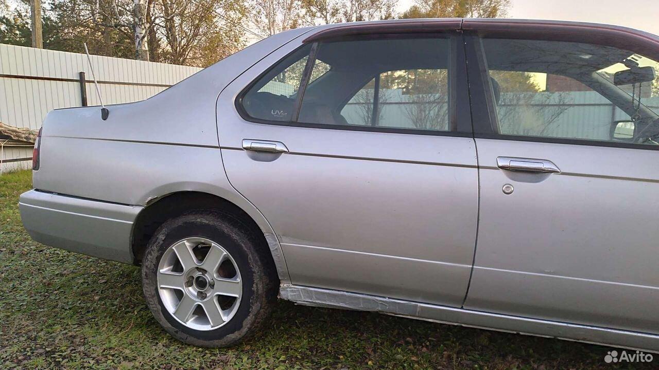 Nissan Bluebird, 1999  89141552018 купить 3