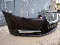 Бампер передний Ягуар Jaguar XF X250 дорестайлинг