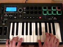 Novation Impulse 25 клавиатура с доставкой