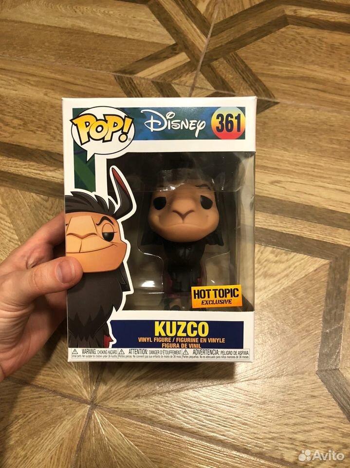Funko POP Kuzco (Excl. Hot Topic)  89153926585 купить 1