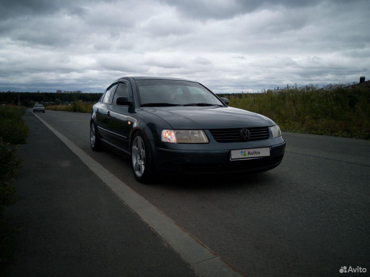 Volkswagen Passat, 2000  89058765303 купить 5