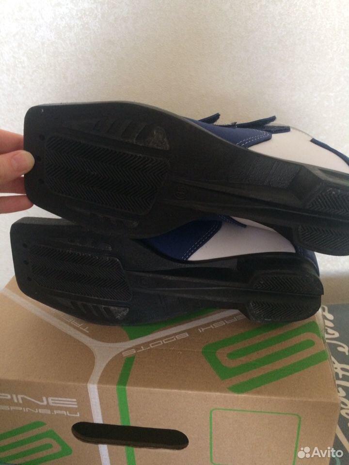 Лыжные ботинки  89993640066 купить 6