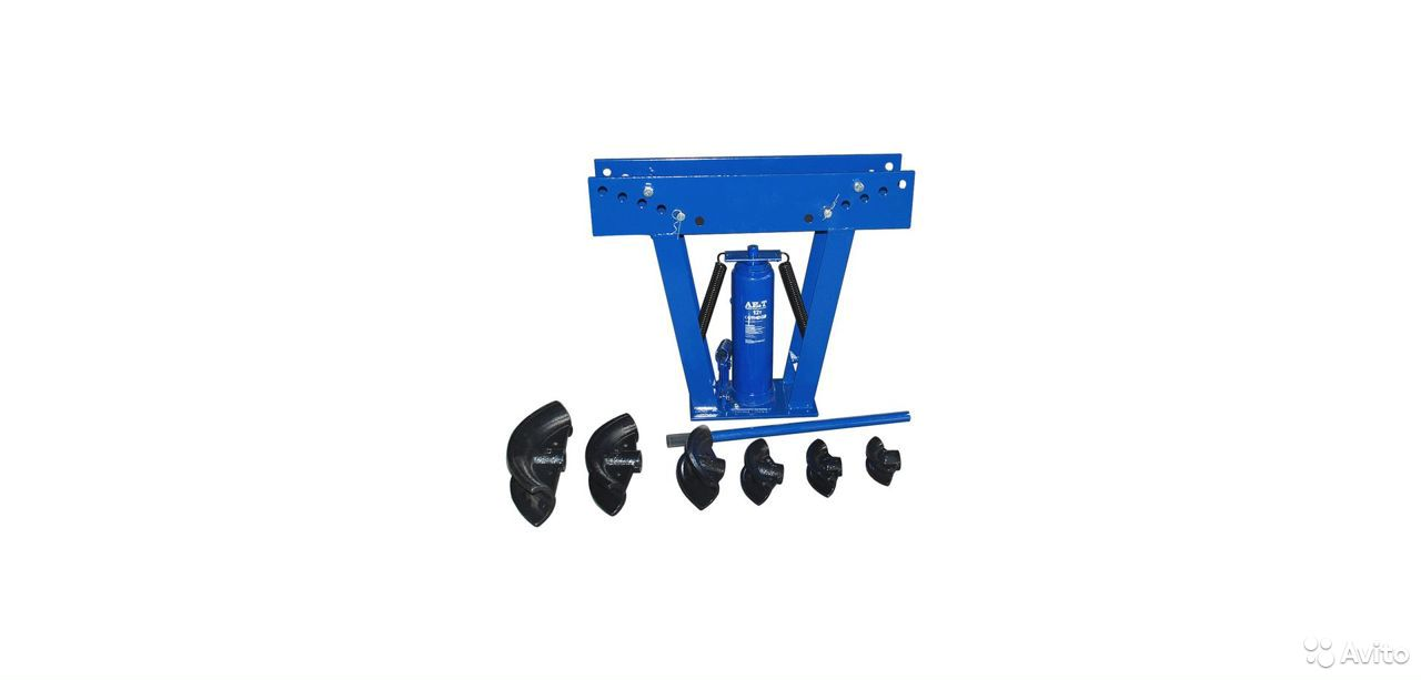 Трубогиб гидравлический 12т T60012