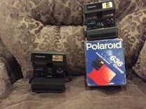 Фотоаппарат Рolaroid Полароид 636 2 штуки