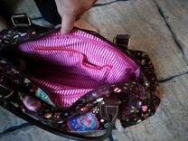 Сумка саквояж Oilily — Одежда, обувь, аксессуары в Москве