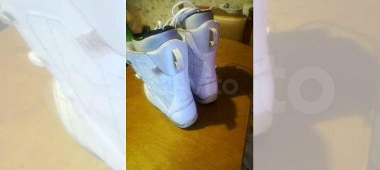 Ботинки для сноуборда купить в Ивановской области на Avito — Объявления на  сайте Авито 5082d065b3d