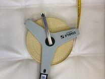 Измерительная лента (геодезическая рулетка 50 м.)