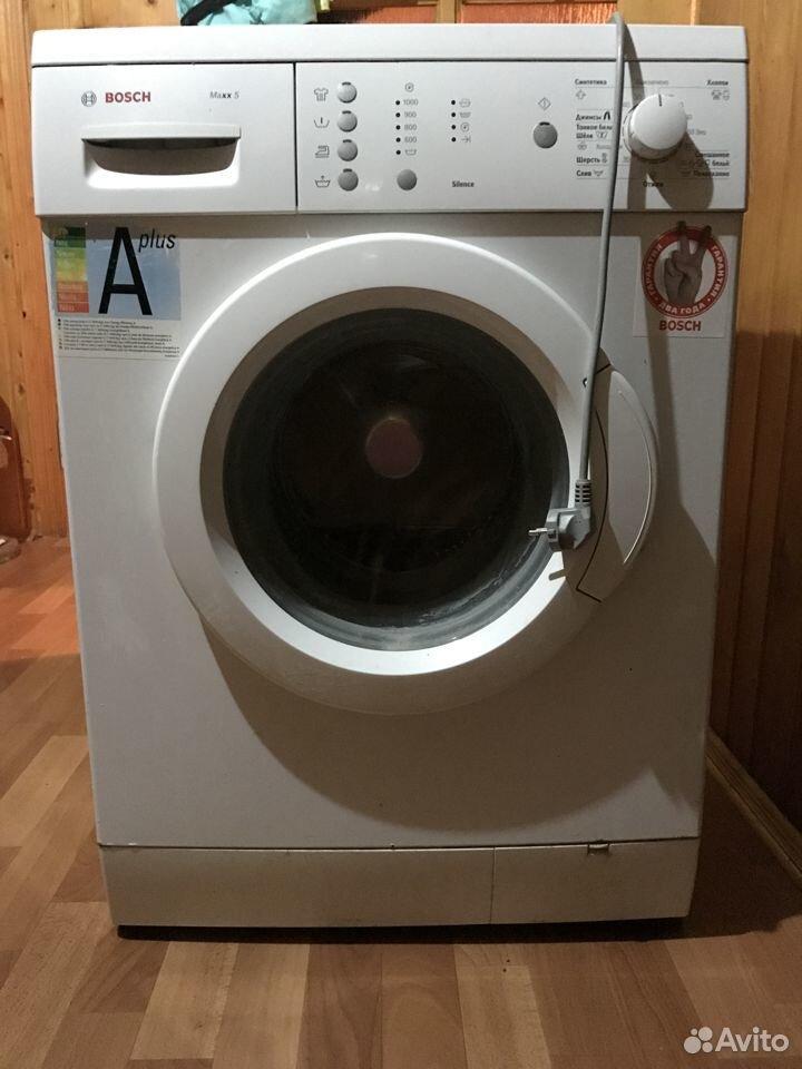Стиральная машина Bosch  89997755695 купить 1