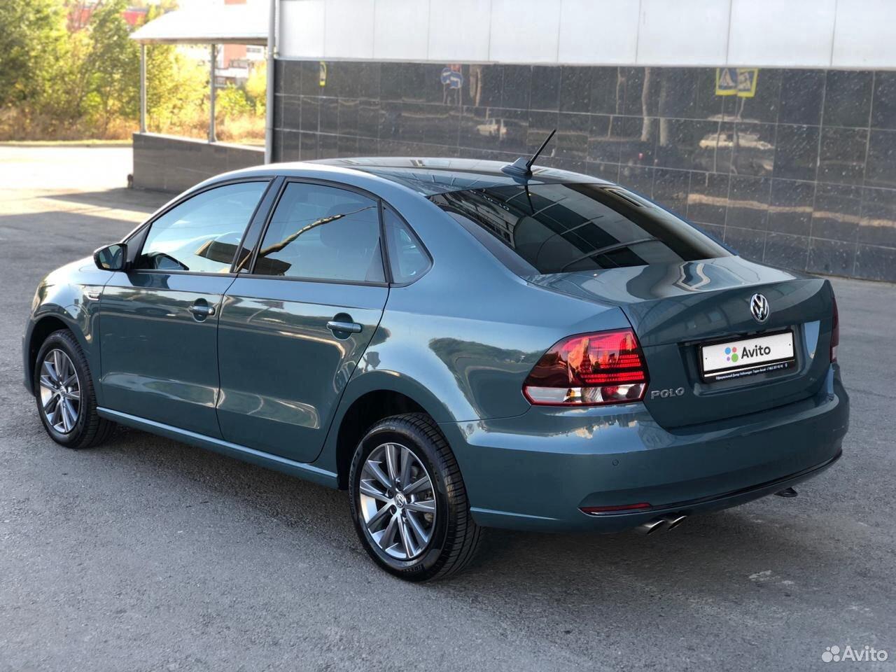 Volkswagen Polo, 2019  89185704414 купить 9