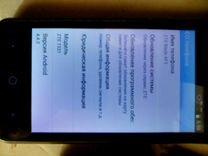 Телефон ZTE AF3 сломано гнездо зарядки — Телефоны в Геленджике