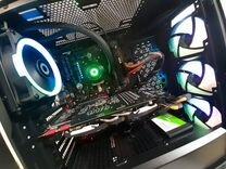 Водянка/2019г/X370/Ryzen 5 3600/16G/SSD/GTX1080-8G
