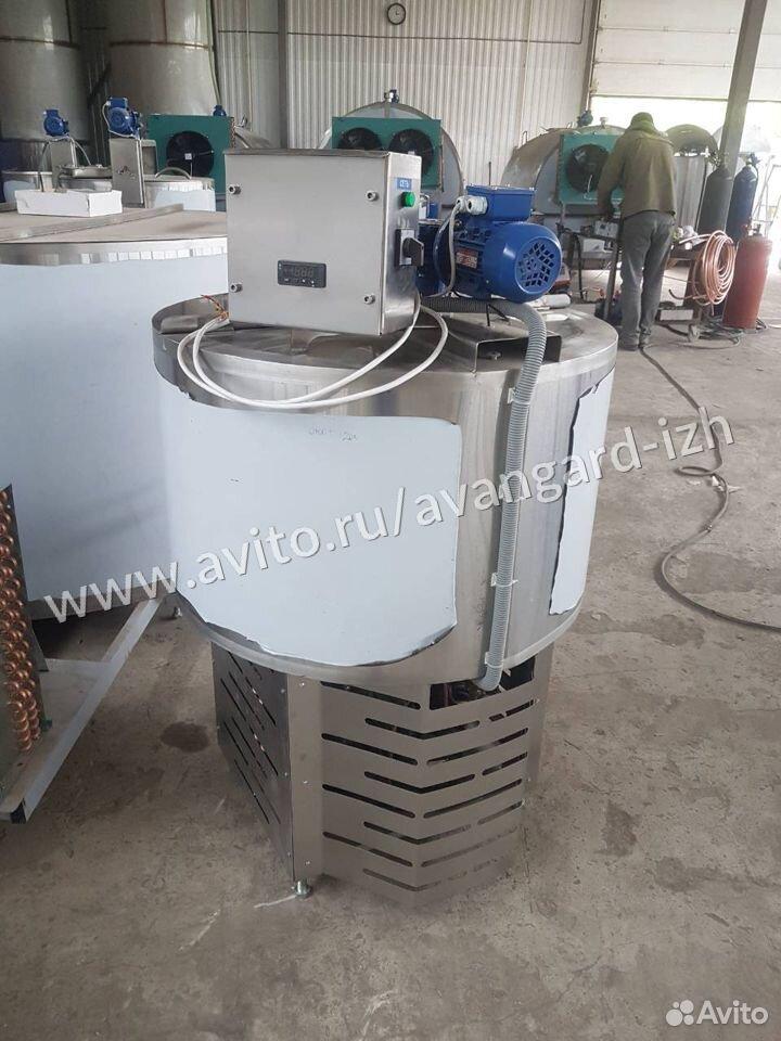 Охладитель молока открытый типа шайба  89511953938 купить 1