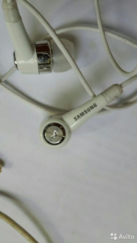 Samsung наушники