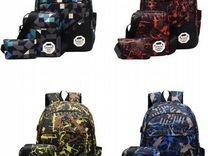 Комплект 3 вещи Рюкзак портфель сумка — Одежда, обувь, аксессуары в Санкт-Петербурге