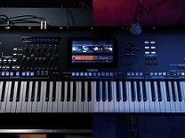 Рабочая станция Yamaha Genos + доставка бесплатно