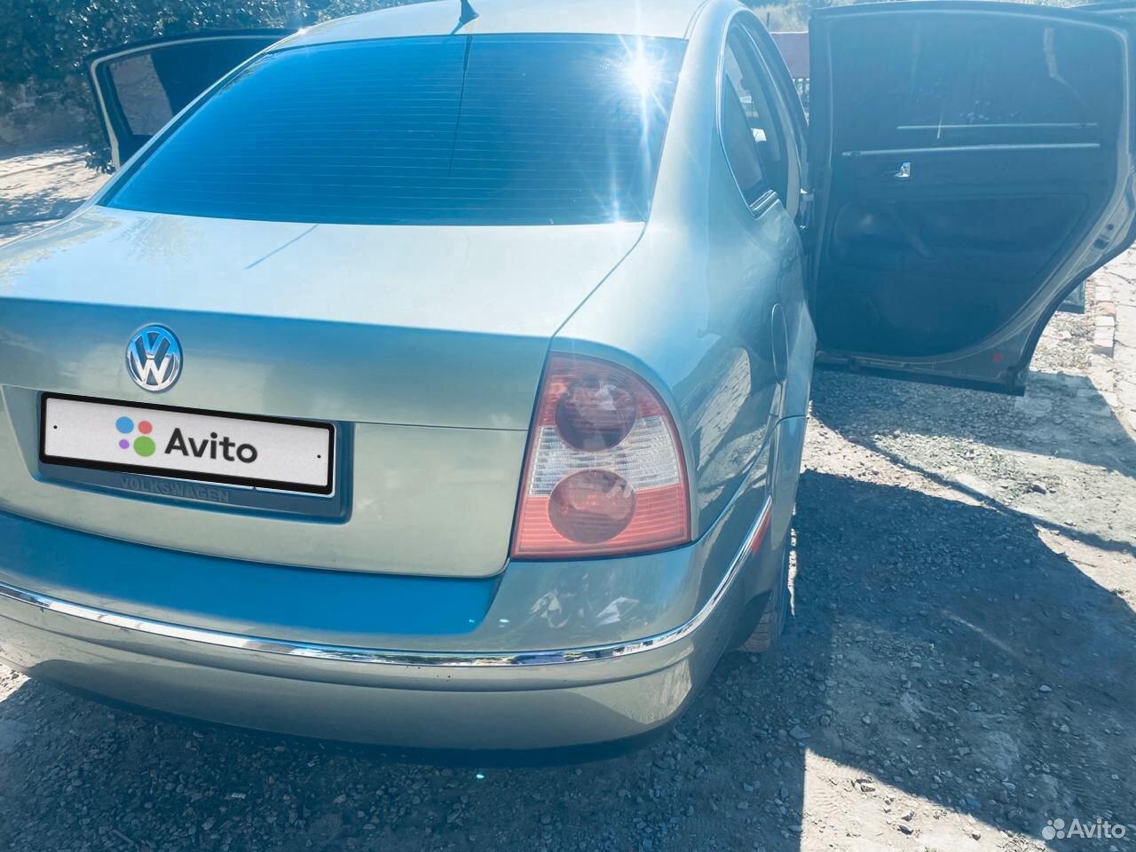 Volkswagen Passat, 2002  89895125805 купить 6