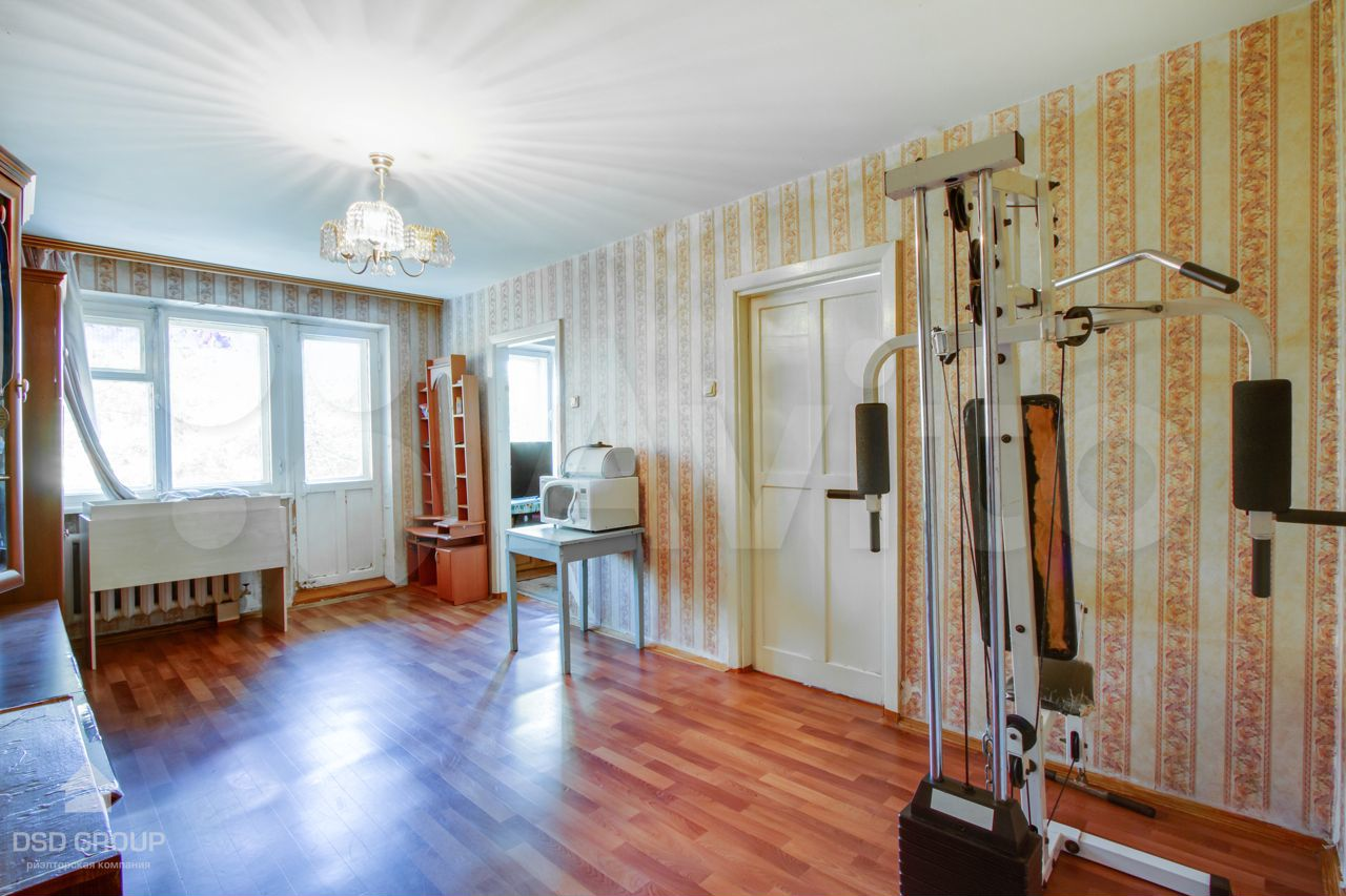 4-к квартира, 61 м², 3/5 эт.  89622241827 купить 8