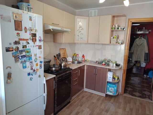 2-к. квартира, 55,3 м²,4/5 эт.
