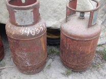 Баллон газовый