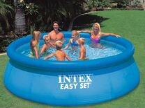 Надувной бассейн Intex 366 х 76 см