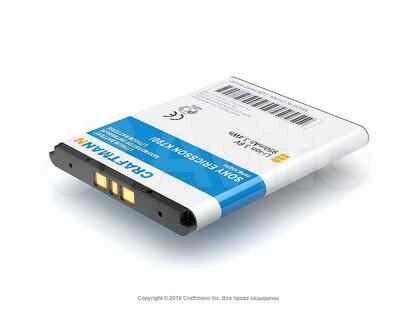 Акб для Sony Ericsson K790i 850mAh Li-ion craftmann
