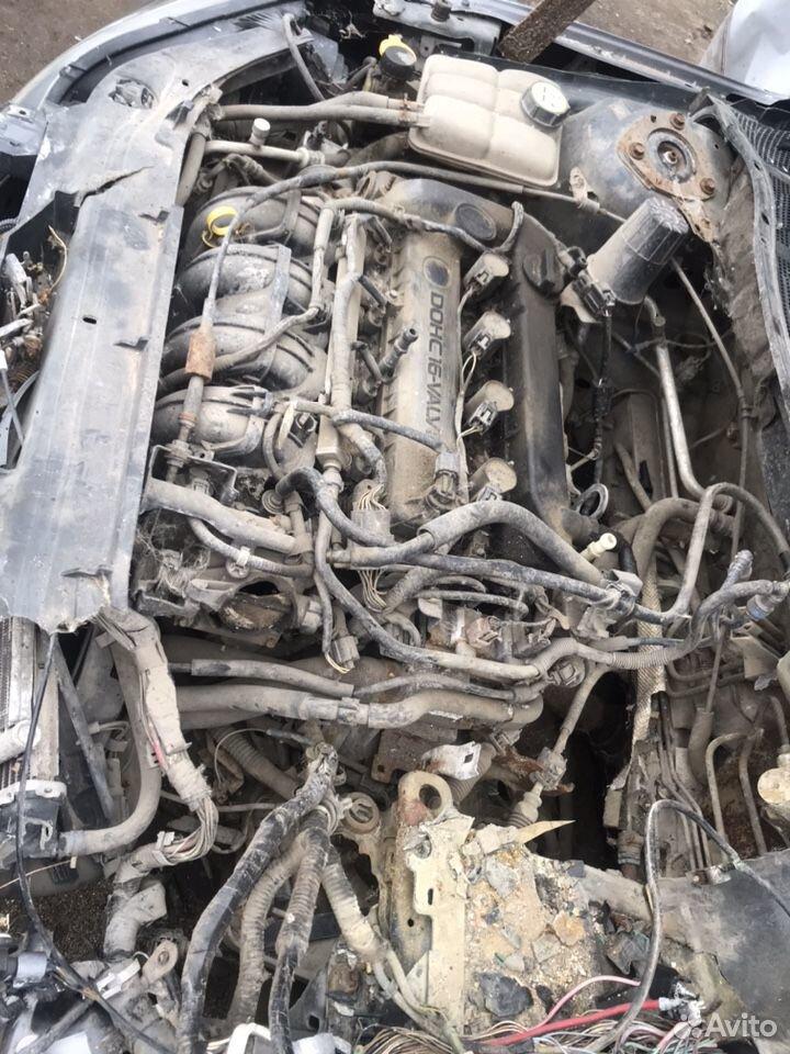 Генератор Mazda 3bk 2.0 LF  89644905044 купить 2