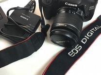 Фотоаппарат Canon EOS600