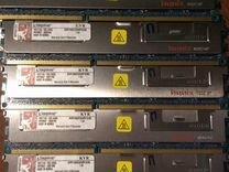 64 Гб Серверной памяти Kingston KVR1066d3D4R7S/8G