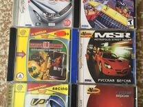 Игры на PS1 и Dreamcast