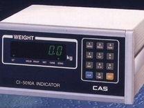 Платформенные весы сas 2 тонны