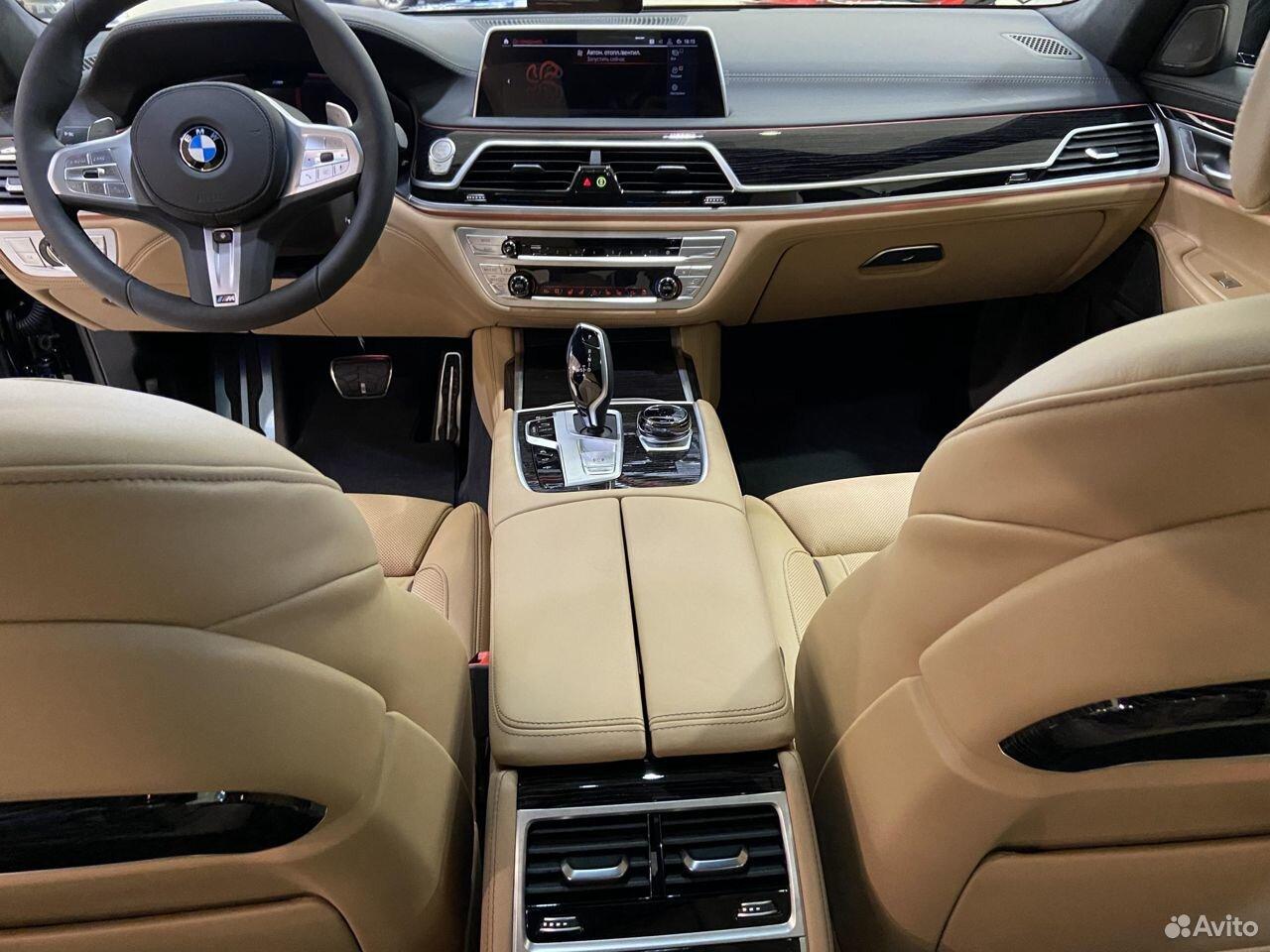 BMW 7 серия, 2020  88129219617 купить 8