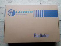 Радиатор охлаждения на Газель