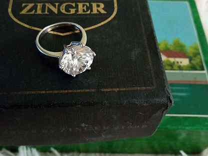 Продается кольцо серебро, 16 размер 925 пробы Горн