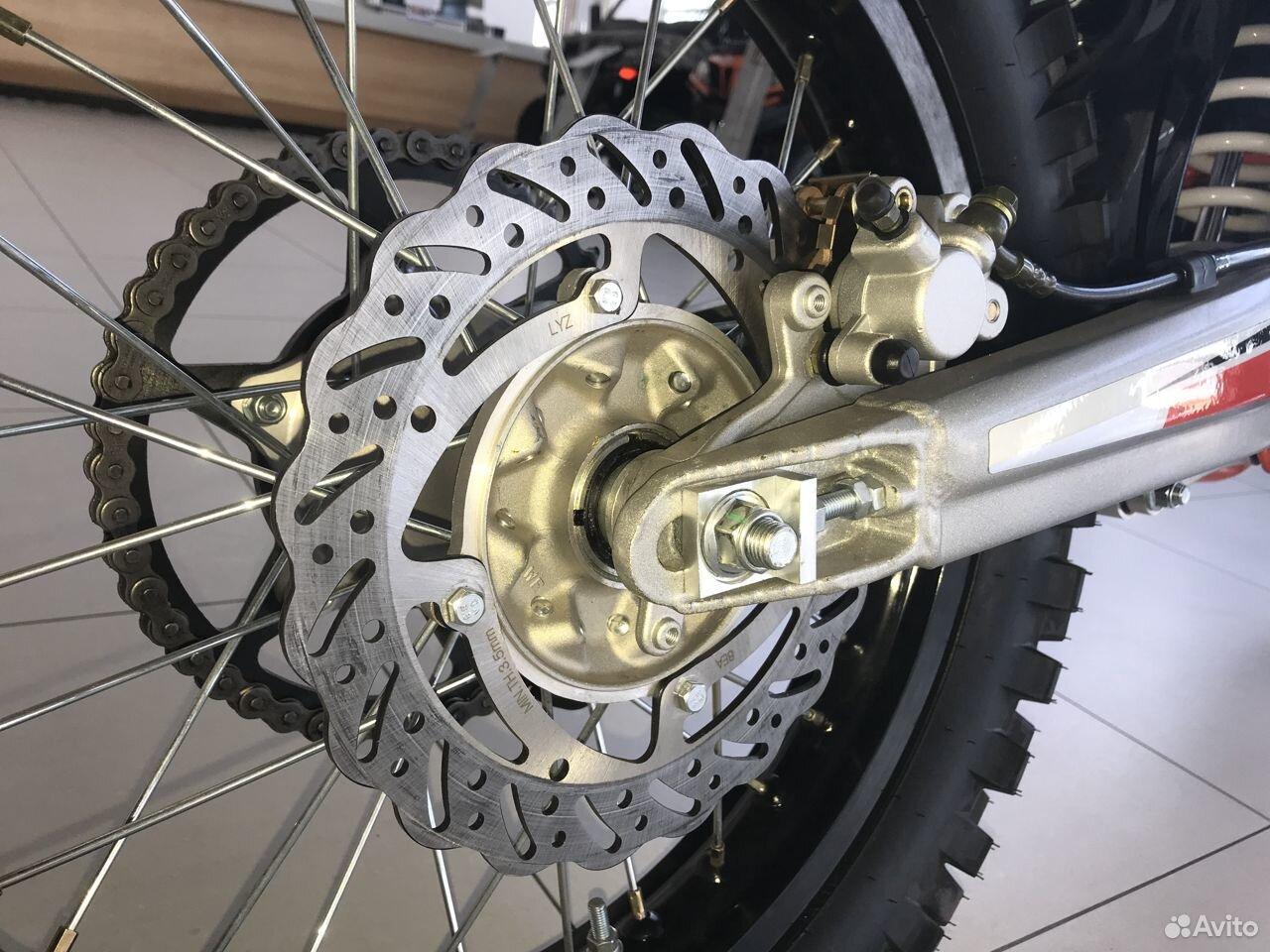 Мотоцикл kayo K4 MX 21/18 (2020 г.)  88792225000 купить 6