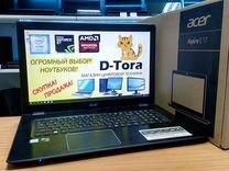 Ноутбук Acer E5 - i7-7500/12Gb/GTX950/17.3 IPS FHD