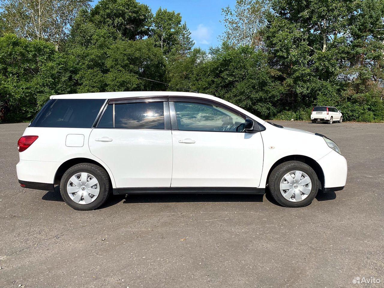 Nissan Wingroad, 2010  89098994524 купить 2