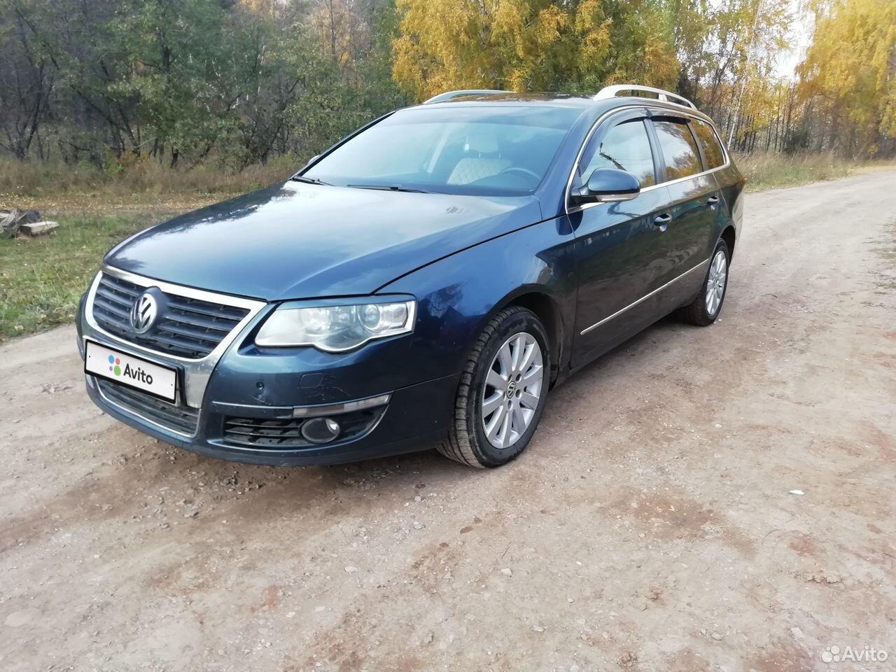 Volkswagen Passat, 2007  89659204541 купить 3