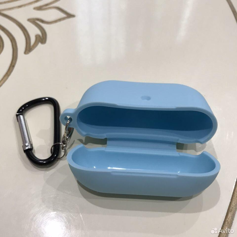 Чехол для Apple AirPods Pro новый  89601236556 купить 2