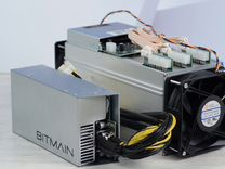 Bitmain Antminer s9 13.5Th/s с обп в нск