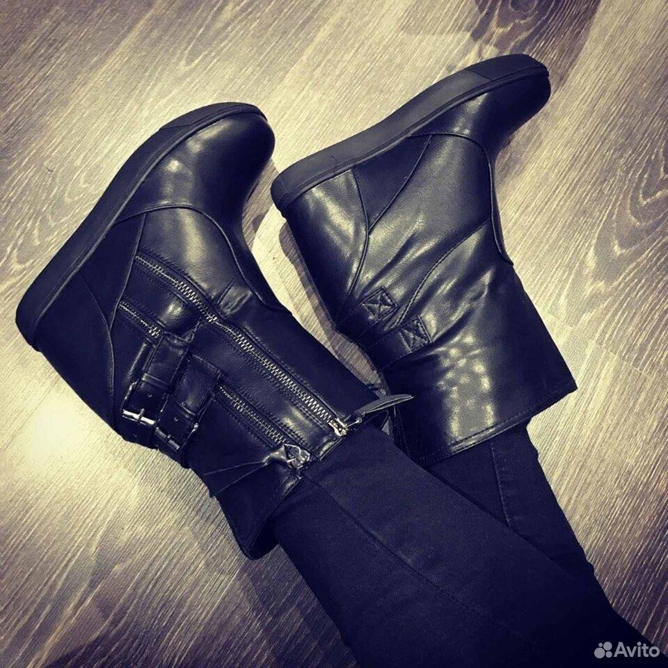 Ботинки  89080216793 купить 1
