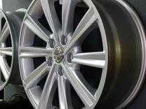 Новые диски Toyota Camry R16 на Lexus, Toyota